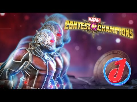 *NEW* Ant Man | Marvel Contest of Champions - Civil War Quest Completed