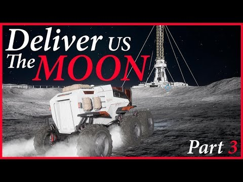 Lone Space Wonder-er Blows Up Space Station   Deliver Us The Moon   Part 3  