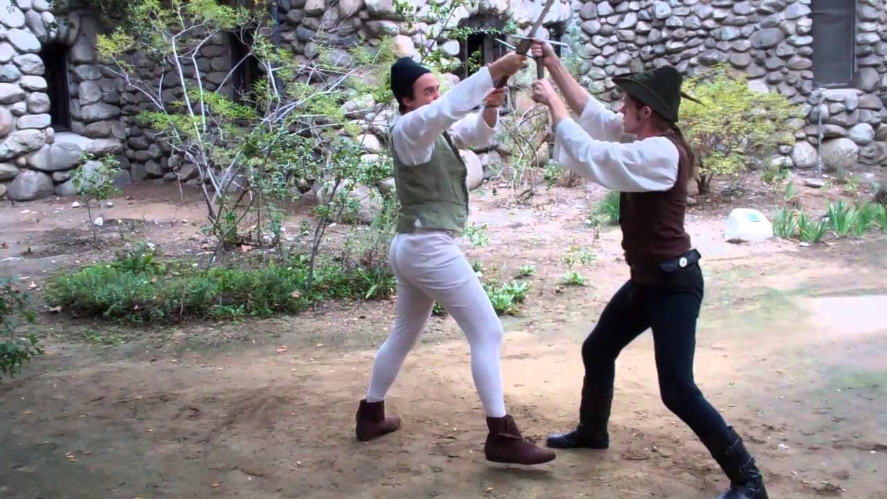 AOA: sword fighting, HEMA (historical european martial arts