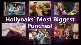 Hollyoaks' Most Top 10 Biggest Punches!