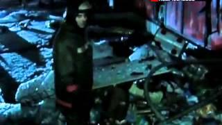 Магазин Пятерочка сгорел в Одинцово(, 2013-12-12T06:35:43.000Z)