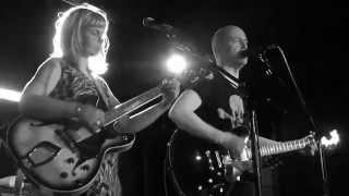 The Vaselines Son Of A Gun Glasgow Oran Mor 29.6.14.
