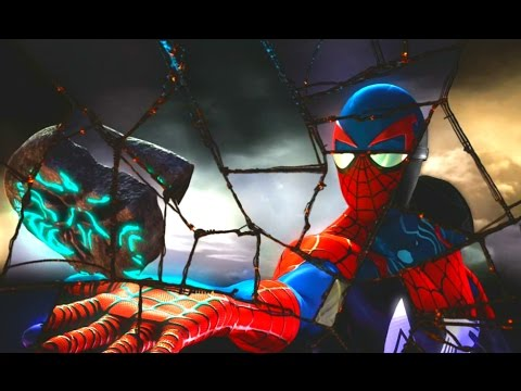 spider-man:-shattered-dimensions-walkthrough---intro-tutorial