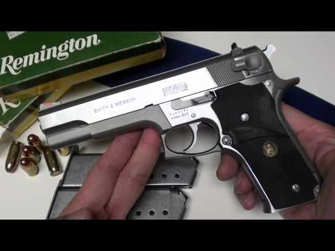 S & W 645 - The P-51 Mustang of the All Steel DA Semi Autos thumbnail