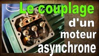 le couplage d'un moteur asynchrone - BAC PRO MEI