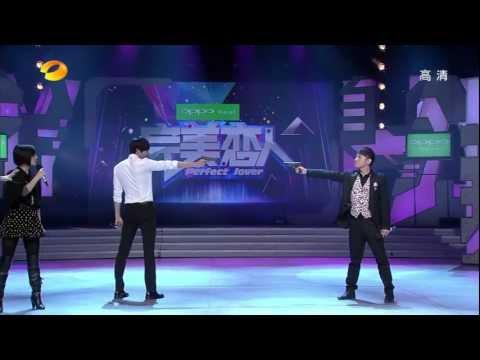 [HD]120114 Lee Min Ho - Happy Camp (快樂大本營)