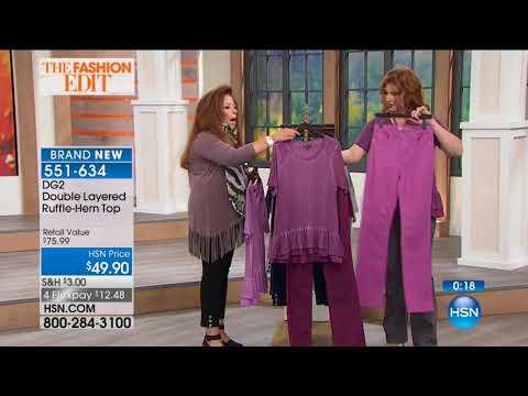 HSN | Diane Gilman Fashions 08.10.2017 - 05 PM