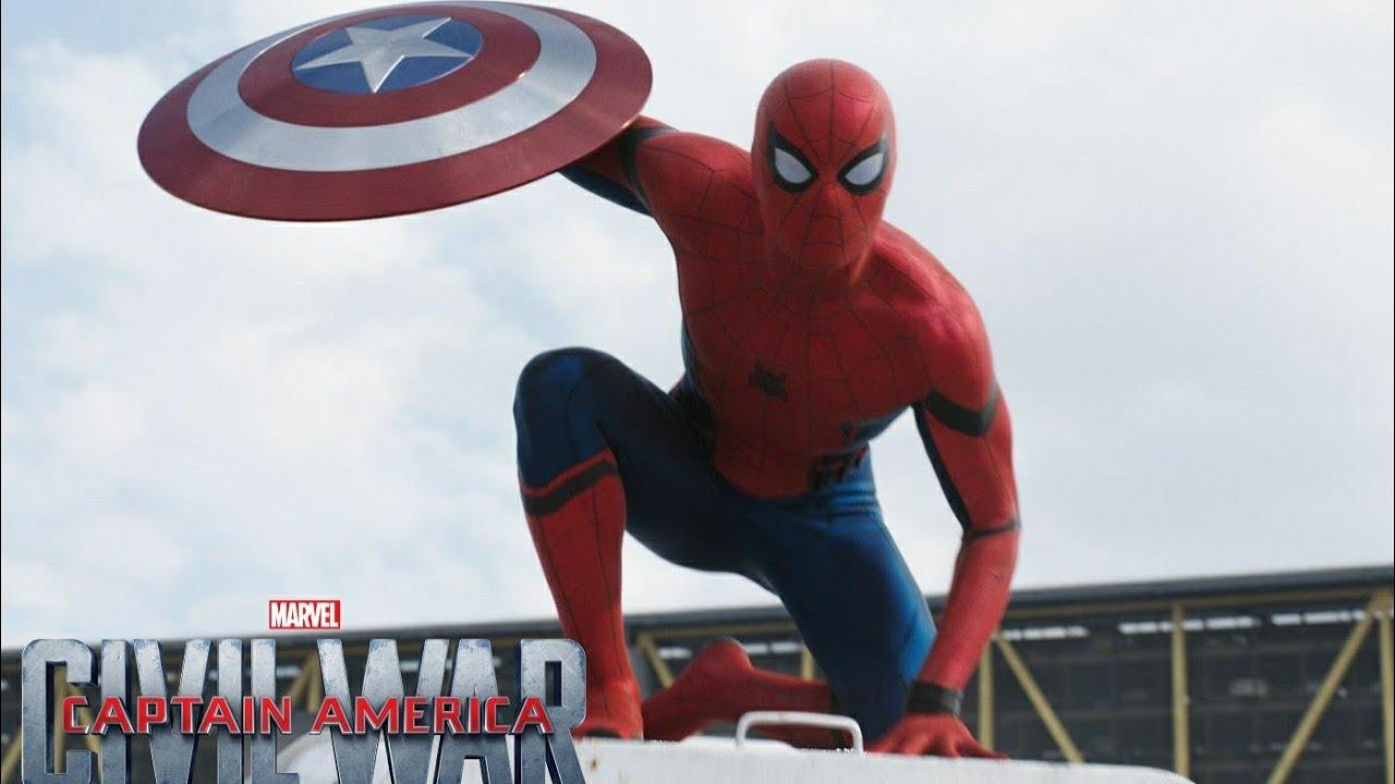 Download Captain America: Civil War Airport Battle (Part 1)