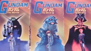 ENGLISH DUB GUNDAM MOVIES REVIEW!