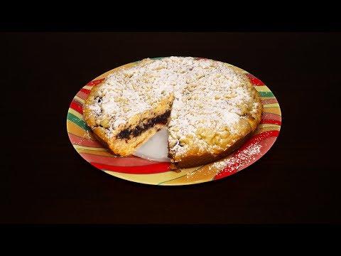 Пирог с вареньем в мультиварке редмонд