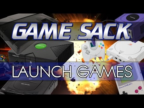 Launch Games - Game Sack