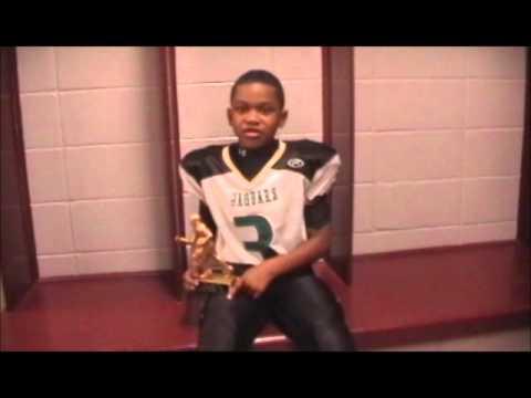 2012 World Famous Jaguars M.V.P. Super Bowl VIII #3 Anthony Holmes Jr .wmv