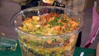 Epic 47-layer Dip Is Perfect For Your 2013 Super Bowl Party