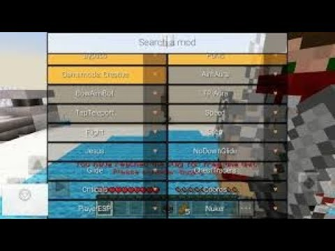 How to Hack any MCPE server// you can hack lbsg or Mineplex server or any server