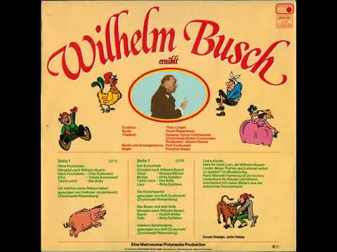 Wilhelm Busch: Der Schreihals