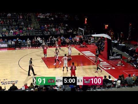 Andrew White (41 points) Highlights vs. Windy City Bulls