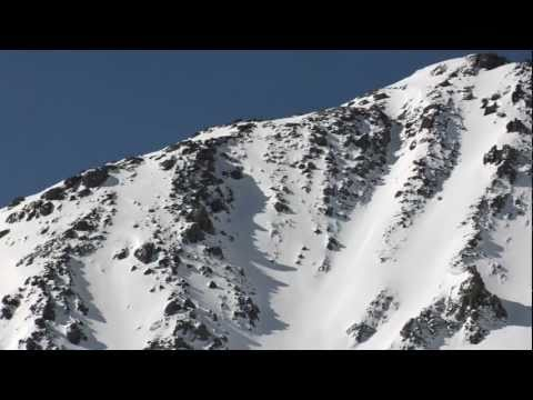 Backcountry Skiing Colorado Chattanooga Curve - Sven Brunso, Tor Stetson-Lee, Michelle Clark-Smith