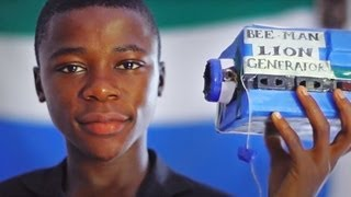 15-Yr-Old Kelvin Doe Wows M.I.T. thumbnail