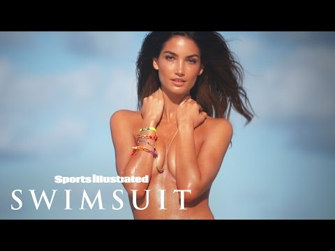 Lily Aldridge Tans Topless Under The Cook Islands' Sun | Intimates | Sports Illustrated Swimsuit