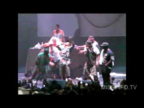 Earl Sweatshirt Performs For The First Time With Odd Future