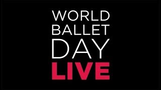 World Ballet Day 2018 with The royal Swedish Ballet