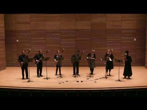 Michael Gordon: Rushes For Seven Bassoons