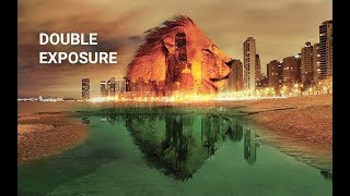 How to create Double Exposure Effect in Photoshop cc 2017 [Creative Artwork]
