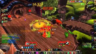 Mists of Pandaria Beta - Stormstout Brewery 85-87 ft. Zkall