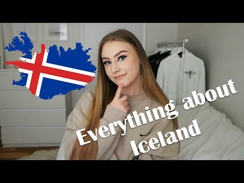 Answering your questions about Iceland! + speaking icelandic!
