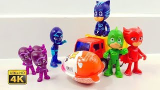 Pj Masks Toys   Catboy and the Great Surprise Egg Rescue 👀 SR Toys Unlimited