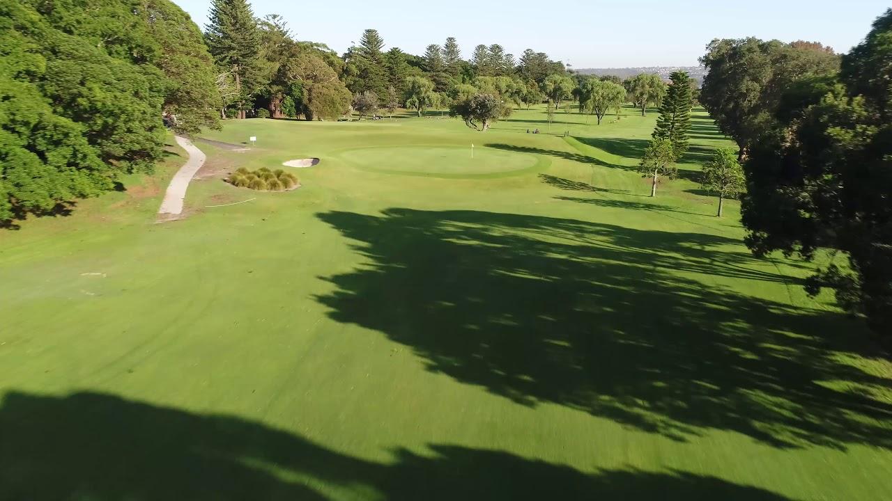 Hole 1 10 Woollahra Golf Club