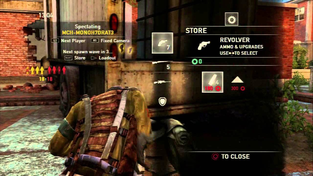 The Last Of Us Multiplayer Supply Raid On University Map - Best map in multiplayer last of us