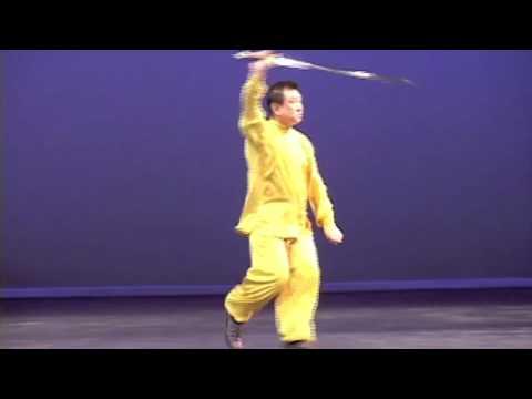 Grandmaster Doc-Fai Wong - Wudang Straight Sword