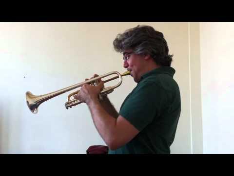 CONCONE - Lyrical Studies for trumpet - N. 28 - Allegro giusto