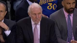 San Antonio Spurs vs Golden State Warriors | February 6, 2019