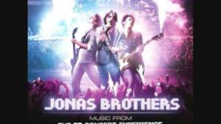 Pushing Me Away-Jonas Brothers 3D Concert Experience