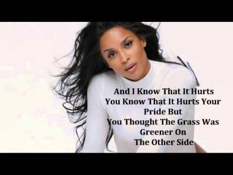 Ciara - I Bet Lyrics