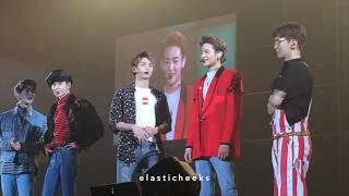 [FANCAM] 161112 SWC V Jakarta, SHINee - Lucky Star + Ment