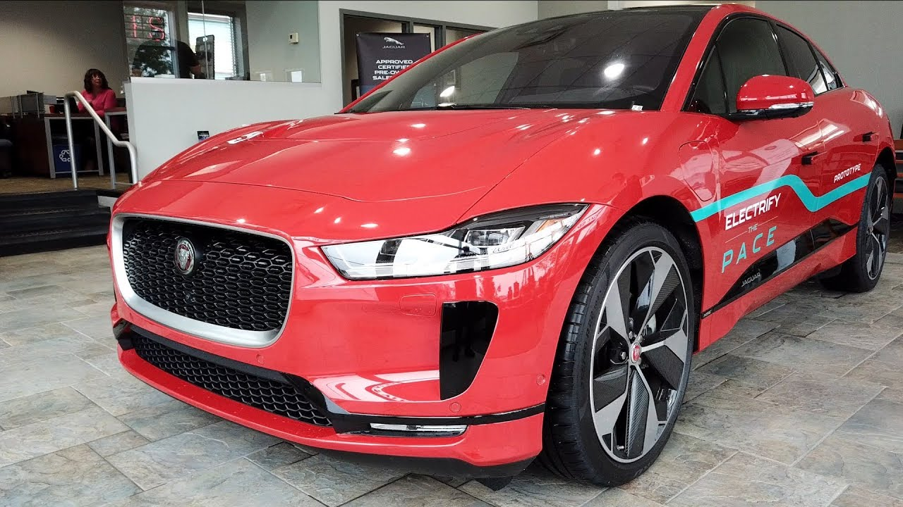 Wonderful The Jaguar I PACE At Jaguar Des Moines