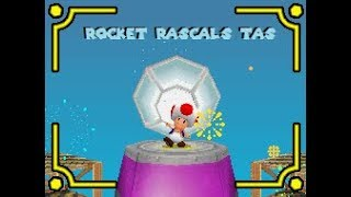 Mario Party DS - Rocket Rascals [TAS]
