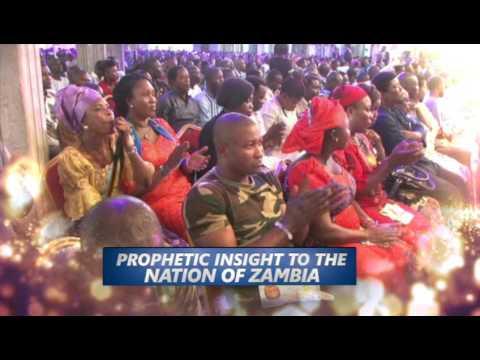 Bro. Joshua speaks on Zambian Politics, prophetically advices  Opposition Leader