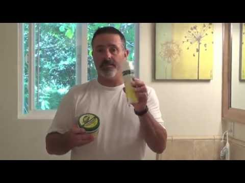 How to Clean Soap Scum and Hard Water off Shower Doors- Finally DIY