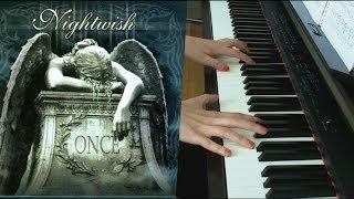 Kuolema Tekee Taiteilijan - Nightwish - Piano