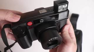 필름카메라 라이카 af-c1 판매합니다.
