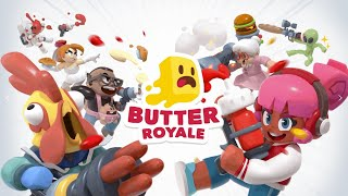 Butter Royale by Mighty Bear Games (on Apple Arcade)