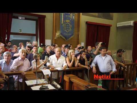 Consiglio comunale di Cassino 21 giugno 2017 Acea