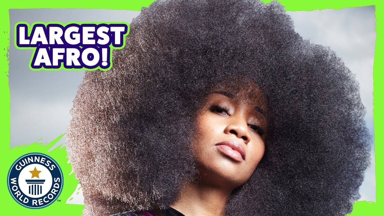 10 Of The World S Biggest Hair Records Guinness World Records