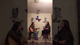 "Luke Combs ""Beautiful crazy"" covered by Megan Reynolds and Kierstyn Goynes Video"