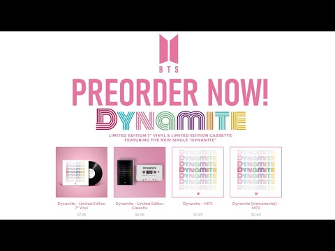 pre-order-bts'-new-single-'dynamite'-now!-new-merch-how-to-stream-on-spotify