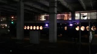 南海電鉄 50000系ラピート 関西国際空港発車